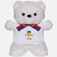 Filipino King Teddy Bear