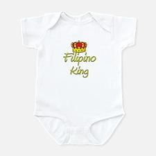 Filipino King Infant Bodysuit