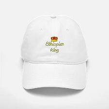 Ethiopian King Baseball Baseball Cap