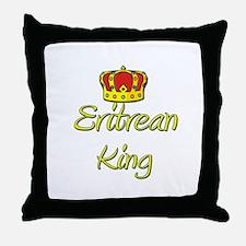 Eritrean King Throw Pillow