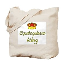 Equatoguinean King Tote Bag