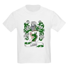Lewis Coat of Arms Kids T-Shirt
