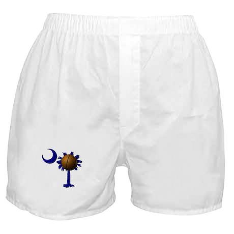 South Carolina Basketball Boxer Shorts