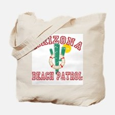 Arizona Beach Patrol Tote Bag