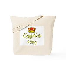 Egyptian King Tote Bag