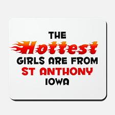 Hot Girls: St Anthony, IA Mousepad
