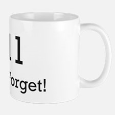 Cute 9 11 attacks Mug