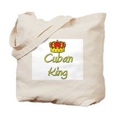 Cuban King Tote Bag