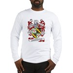 Livingston Coat of Arms Long Sleeve T-Shirt