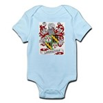 Livingston Coat of Arms Infant Creeper