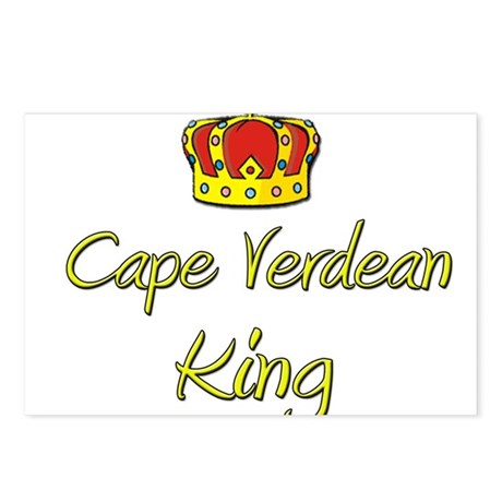 Cape Verdean King Postcards (Package of 8)