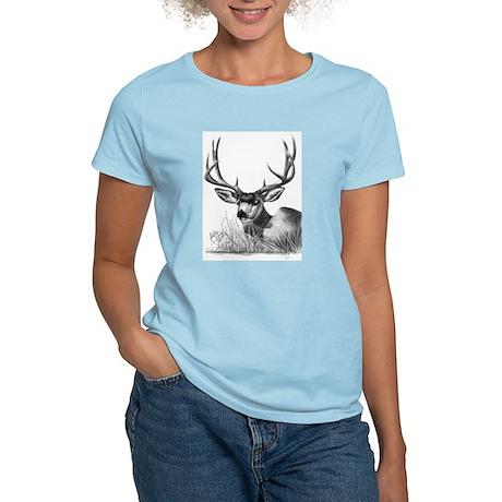 Mule Deer Women's Light T-Shirt