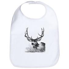 Mule Deer Bib