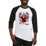 Loring Coat of Arms Baseball Jersey