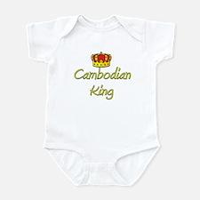 Cambodian King Infant Bodysuit