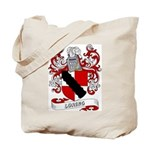 Loring Coat of Arms Tote Bag