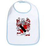 Loring Coat of Arms Bib