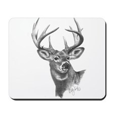 White-Tailed Deer Mousepad