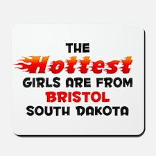Hot Girls: Bristol, SD Mousepad