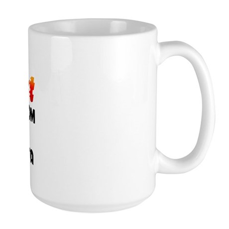 Hot Girls: Bristol, SD Large Mug