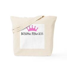 Belgian Princess Tote Bag