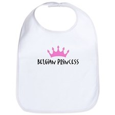 Belgian Princess Bib