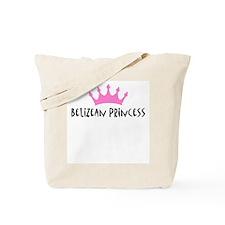 Belizean Princess Tote Bag