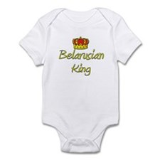 Belarusian King Infant Bodysuit