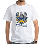 Lynch Coat of Arms White T-Shirt