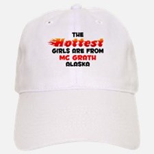 Hot Girls: Mc Grath, AK Baseball Baseball Cap