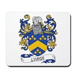 Lynch Coat of Arms Mousepad