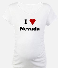 I Love Nevada Shirt