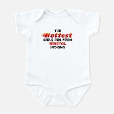 Hot Girls: Bristol, IN Infant Bodysuit