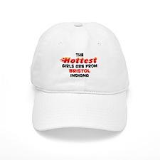Hot Girls: Bristol, IN Baseball Cap