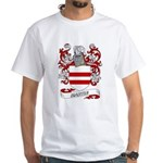 Martin Coat of Arms White T-Shirt