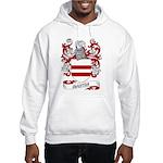 Martin Coat of Arms Hooded Sweatshirt