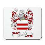 Martin Coat of Arms Mousepad
