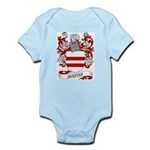 Martin Coat of Arms Infant Creeper