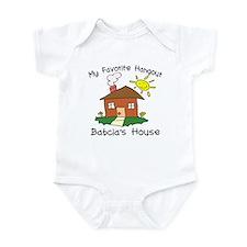Babcia House Infant Bodysuit