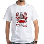 Mather Coat of Arms White T-Shirt
