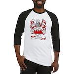 Mather Coat of Arms Baseball Jersey