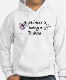 Happiness Is Babcia Hoodie