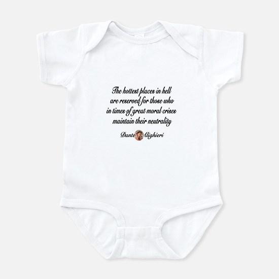 Neutral Quote Infant Bodysuit