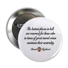 """Neutral Quote 2.25"""" Button (10 pack)"""