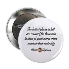 "Neutral Quote 2.25"" Button"