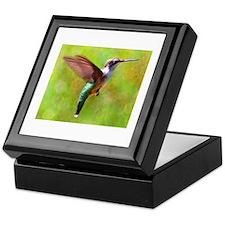 Hummingbird Keepsake Box