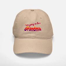 CLICK TO VIEW Grandma Baseball Baseball Cap
