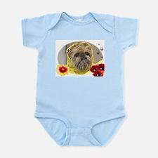 Brussels Griffon S Infant Bodysuit