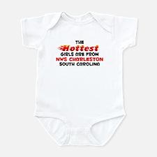 Hot Girls: NWS Charlest, SC Infant Bodysuit