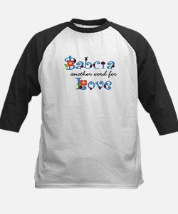 Babcia Another Word LOVE Tee